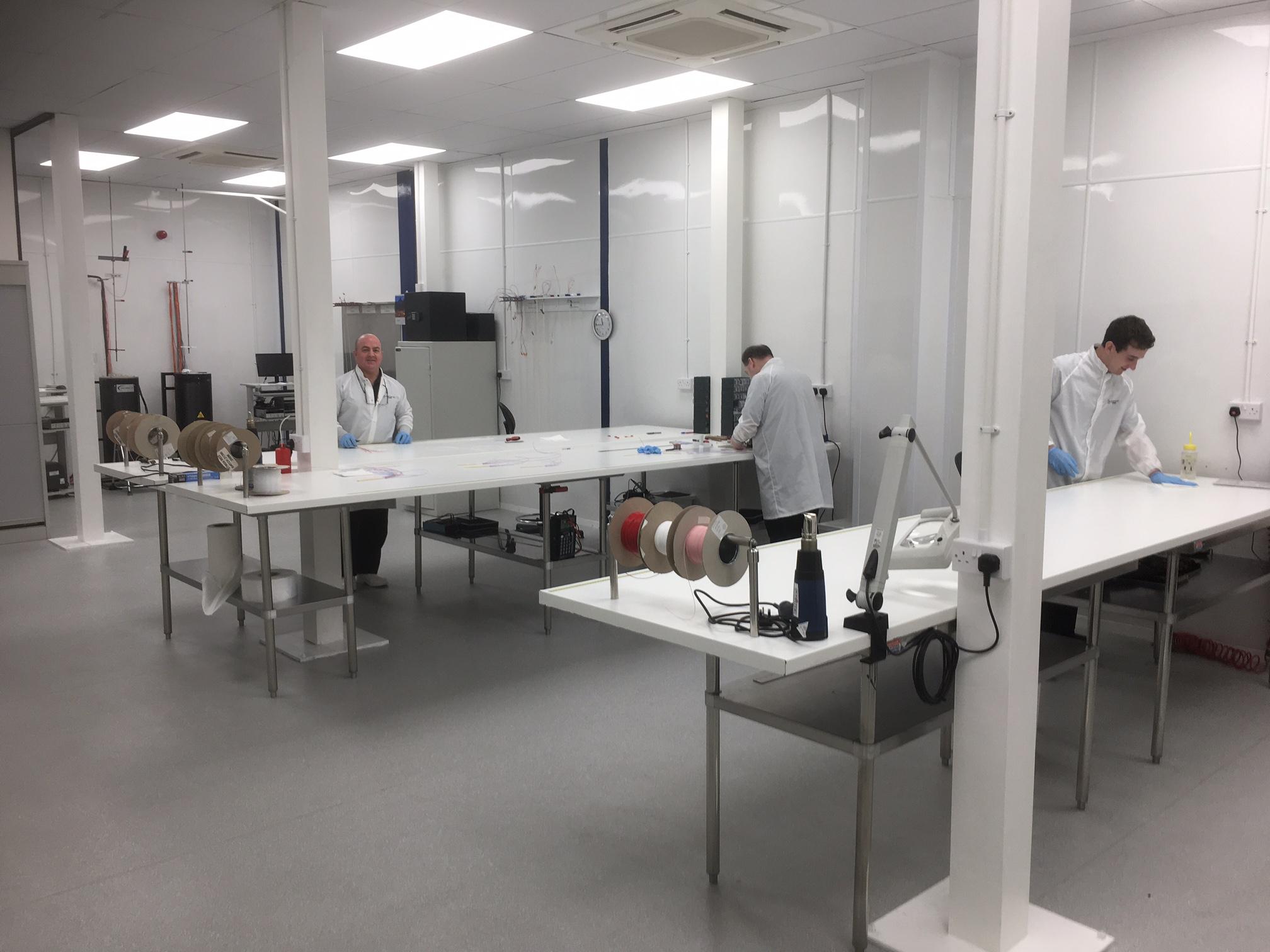 QuartzTec Announce Major Investment in Thermocouples Department